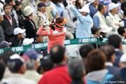 2010年 ヨネックスレディスゴルフトーナメント 2日目 スタートホール