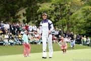 2010年 ヨネックスレディスゴルフトーナメント 2日目 全美貞