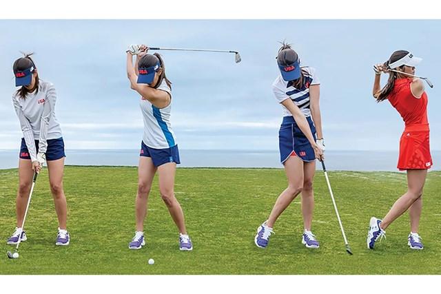 2021年 東京五輪 事前 東京五輪 米国女子のユニフォームは?(提供:GolfWRX、PGATOUR.com)