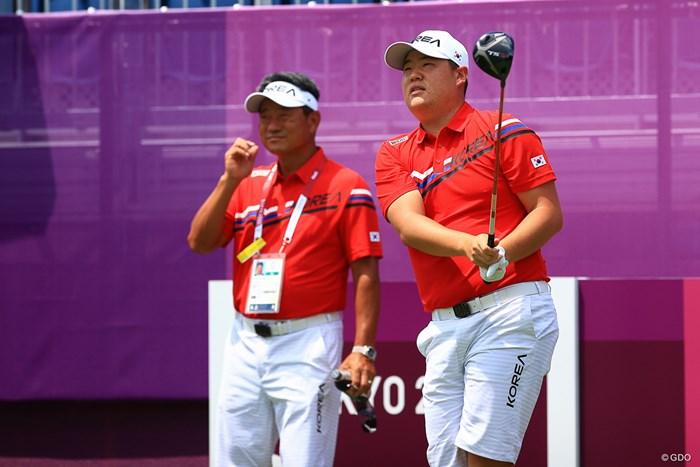 練習を開始した韓国勢 2021年 東京五輪 事前 イム・ソンジェ