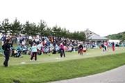 2010年 ヨネックスレディスゴルフトーナメント 2日目 ジュニアレッスン会