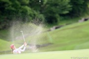 2010年 ヨネックスレディスゴルフトーナメント 2日目 諸見里しのぶ