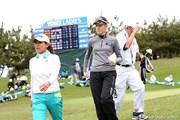 2010年 ヨネックスレディスゴルフトーナメント 2日目 ニッキー・キャンベル