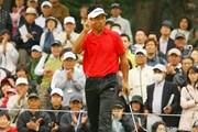 2010年 ダイヤモンドカップゴルフ 3日目 久保谷健一