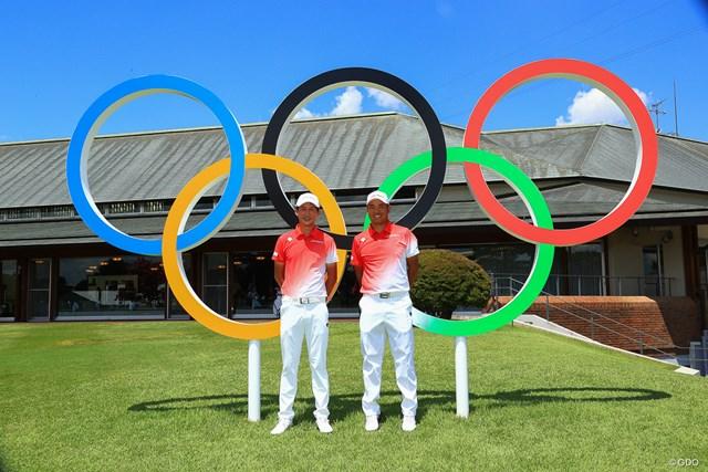 2021年 東京五輪 事前 チームジャパン 松山英樹と星野陸也がメダル獲得に挑む