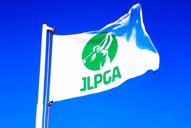 JLPGA ロゴ 選手2人が新型コロナ陽性に