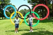 2021年 東京五輪 事前 アイルランド代表 シェーン・ローリー ロリー・マキロイ