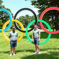 記念ですから 2021年 東京五輪 事前 アイルランド代表 シェーン・ローリー ロリー・マキロイ