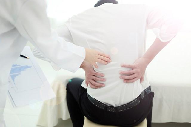腰痛 痛い…こうなる前に予防を(Getty Images)