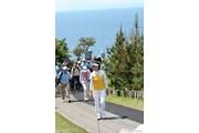 2010年 ヨネックスレディスゴルフトーナメント 最終日 全美貞