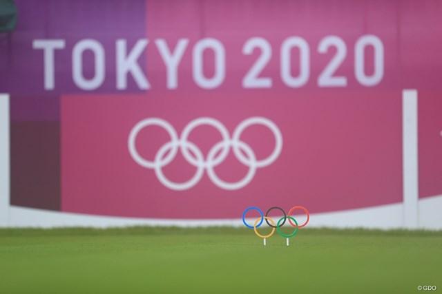 2021年 東京五輪 2日目 コース 東京五輪男子ゴルフ2日目の朝
