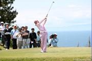 2010年 ヨネックスレディスゴルフトーナメント 最終日 上原彩子