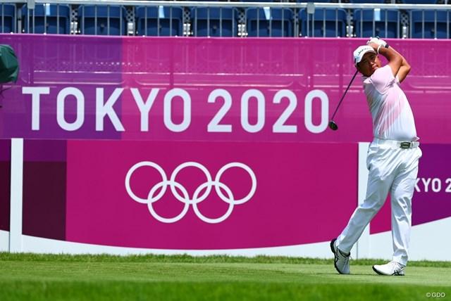 2021年 東京五輪 3日目 松山英樹 松山英樹が母国五輪のムービングデーをスタートした