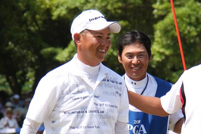 日本プロを制した谷口徹が新聞記者相手に本気で提言