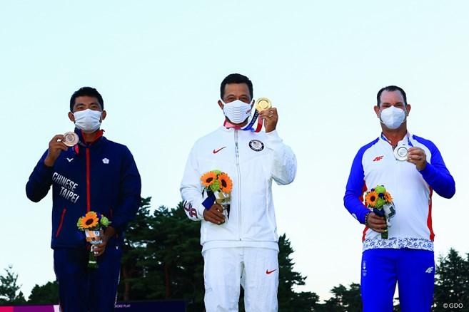松山英樹は銅かけた7人プレーオフで敗退4位 シャウフェレが金メダル