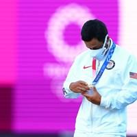 金メダルの重みを確かめる 2021年 東京五輪 4日目 ザンダー・シャウフェレ