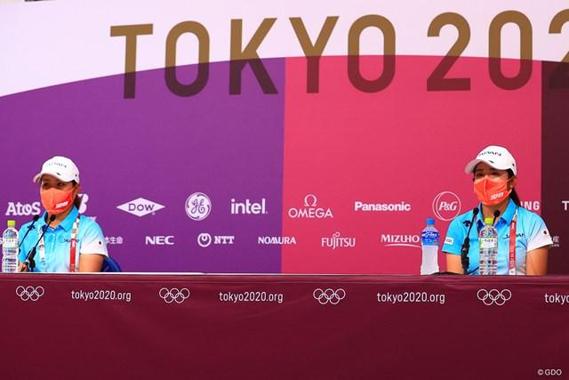 2021年 東京五輪 事前 女子日本代表 記者会見