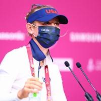 楽しい記者会見でしたよ 2021年 東京五輪 事前 ジェシカ・コルダ