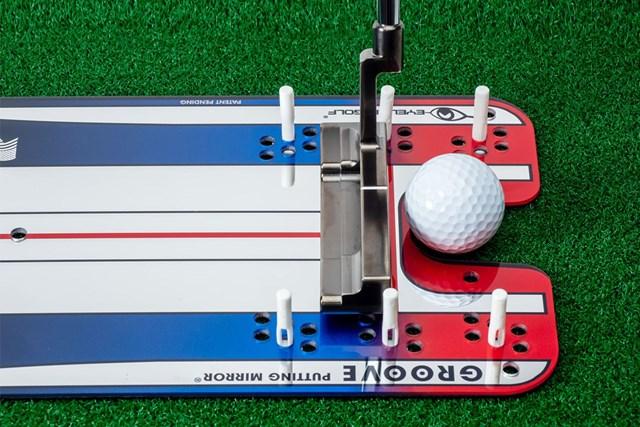 《2021年》パット練習におすすめのゴルフアイテム5選 アイラインゴルフ グルーヴパッティングミラー