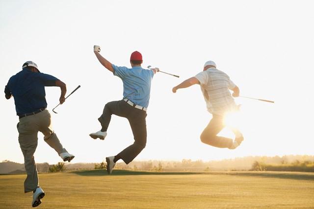 ゴルフ 平日ゴルフに行こう!(Getty Images)