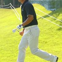 ディフェンディングチャンピオンとして大会を盛り上げて欲しいところだ 2010年 日本ゴルフツアー選手権 シティバンク カップ 宍戸ヒルズ 事前 五十嵐雄二