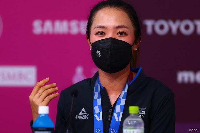 戦いの後の女性達 2021年 東京五輪 最終日 リディア・コー
