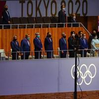 なんて表現したら失礼がないのでしょう。 2021年 東京五輪 最終日 2021年 東京五輪 閉会式