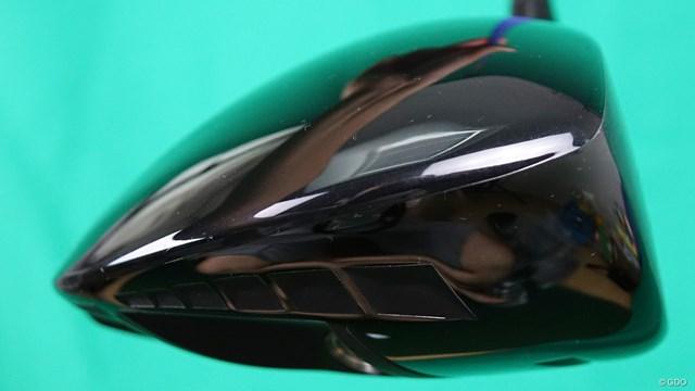 ソナテック TD2 ドライバーを筒康博が試打「飛びと打感の両立」 シャローバックだがそれほど大型に見える形状ではない