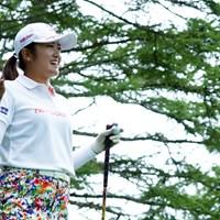 稲見萌寧は再び国内女子ツアーのシーズンへ 2021年 NEC軽井沢72ゴルフトーナメント 事前 稲見萌寧
