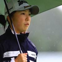 長野県内の高校1年生アマチュア選手、『あやか』と読みます 2021年 NEC軽井沢72ゴルフトーナメント 初日 手塚彩馨