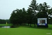 2021年 NEC軽井沢72ゴルフトーナメント 3日目 コース