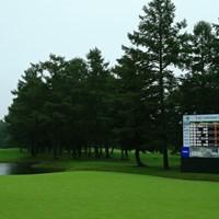 雨との戦いともなった大会 2021年 NEC軽井沢72ゴルフトーナメント 3日目 コース