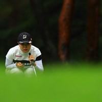 ウインクいただきました 2021年 NEC軽井沢72ゴルフトーナメント 最終日 高橋彩華