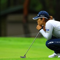 ぐわっとすごい勢いで追い上げそうな雰囲気がありました 2021年 NEC軽井沢72ゴルフトーナメント 最終日 穴井詩