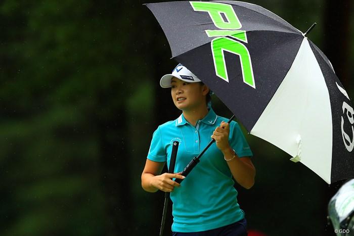 1オーバー59位タイ 2021年 NEC軽井沢72ゴルフトーナメント 最終日 河本結