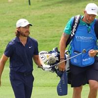 PGAツアー未勝利のトミー・フリートウッドはフルシードを喪失 2021年 ウィンダム選手権  最終日 トミー・フリートウッド
