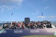 2021年 AIG女子オープン(全英女子) 事前 客席