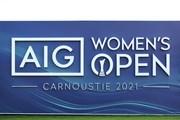 2021年 AIG女子オープン(全英女子) 事前 全英女子