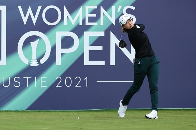2021年 AIG女子オープン(全英女子) 事前 渋野日向子 歴代覇者の渋野日向子が3年連続の「全英」に臨む(Warren Little/R&A/R&A via Getty Images)