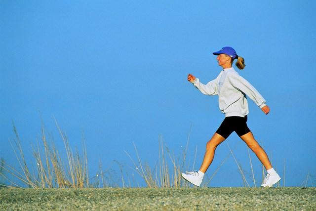 ウォーキング 歩くことにもスキルがある(Getty Images)