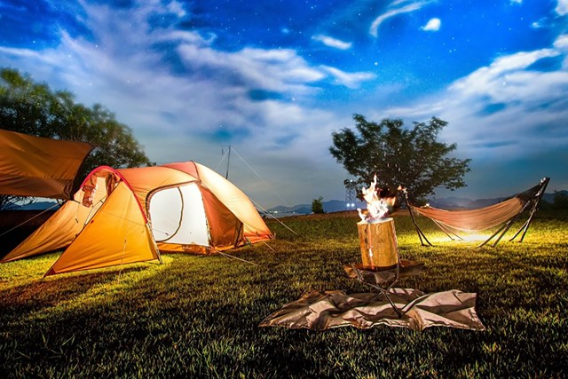 瀬戸内ゴルフリゾート(広島県) 瀬戸内海を一望できる絶景を体験できる(画像提供:瀬戸内ゴルフリゾート)
