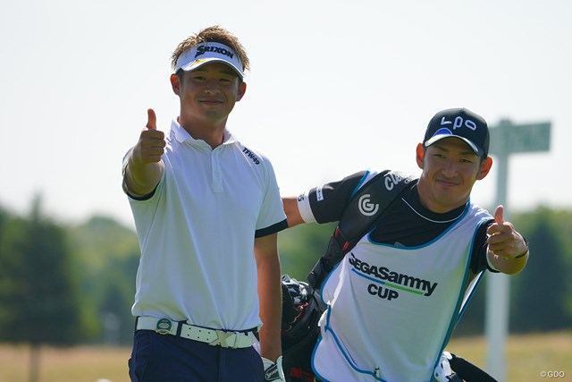 2021年 長嶋茂雄招待セガサミーカップ 3日目 片岡尚之 北海道出身だったんですね。
