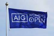 2021年 AIG女子オープン(全英女子)  事前 AIG女子オープン