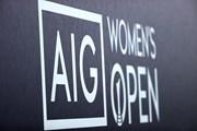 2021年 AIG女子オープン(全英女子)  3日目 AIG女子オープン