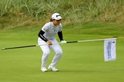 2021年 AIG女子オープン(全英女子) 4日目 畑岡奈紗