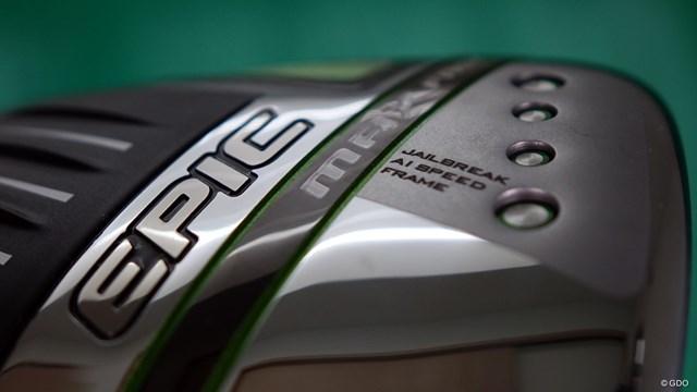 エピック MAX FAST ドライバーを筒康博が試打「ターゲットはアイアンより狭め」 「エピック MAX ドライバー」をベースに開発された軽量モデルという位置づけ