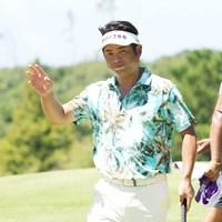 バーディを奪いご機嫌 2021年 Sansan KBCオーガスタゴルフトーナメント 2日目 池田勇太