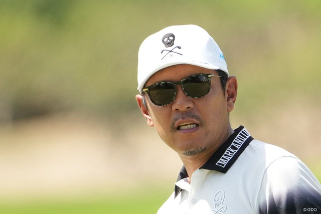 2021年 Sansan KBCオーガスタゴルフトーナメント 3日目 矢野東 今日も渋い
