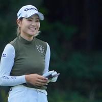 「黄金世代」の山路晶が初優勝を目指す 2021年 ニトリレディスゴルフトーナメント  3日目 山路晶