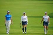 2021年 ニトリレディスゴルフトーナメント 3日目 第10組